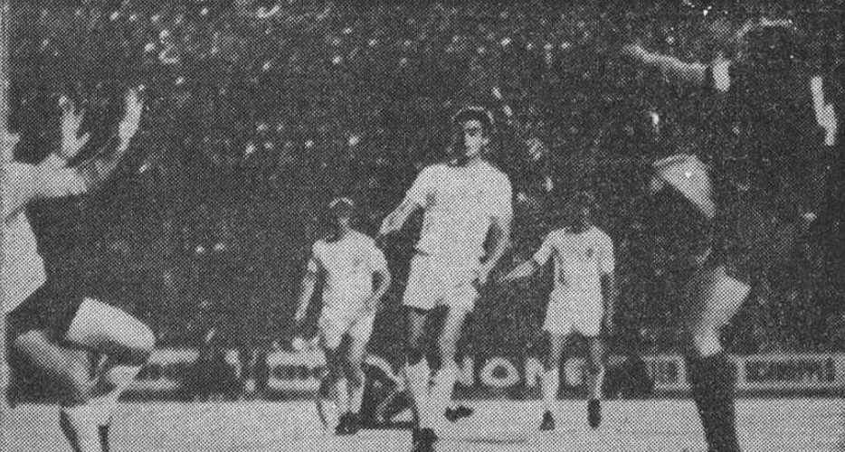 01.11.1975: Valencia CF 1 - 1 Real Madrid