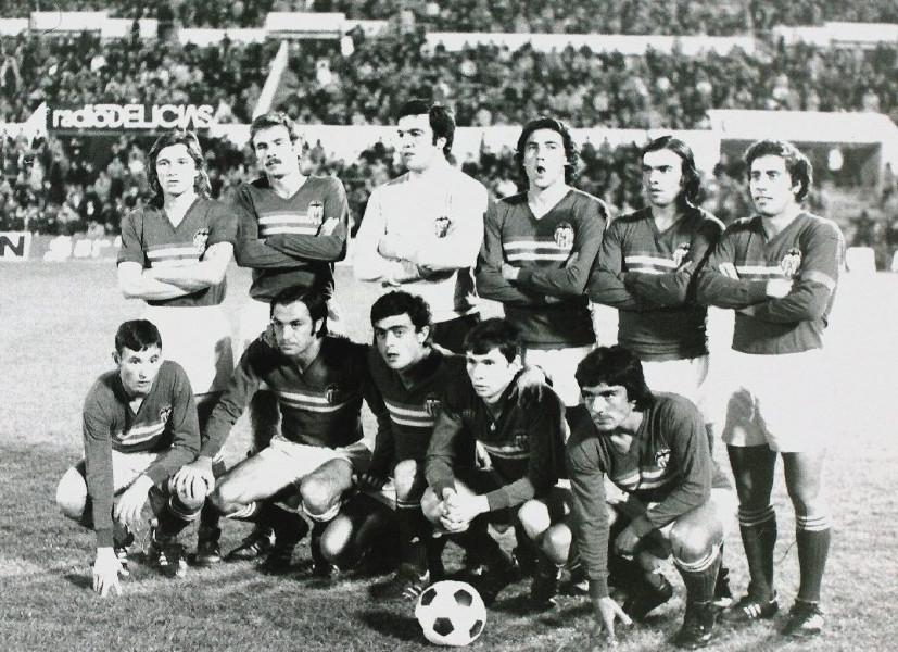 09.11.1975: Real Zaragoza 0 - 2 Valencia CF