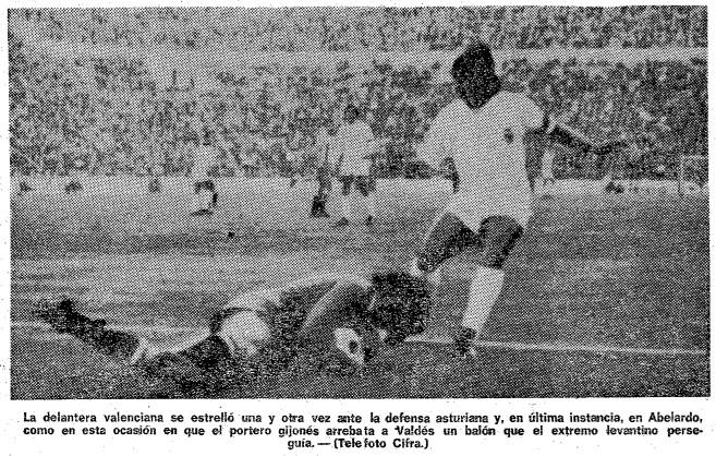 23.11.1975: Valencia CF 0 - 0 Sporting Gijón