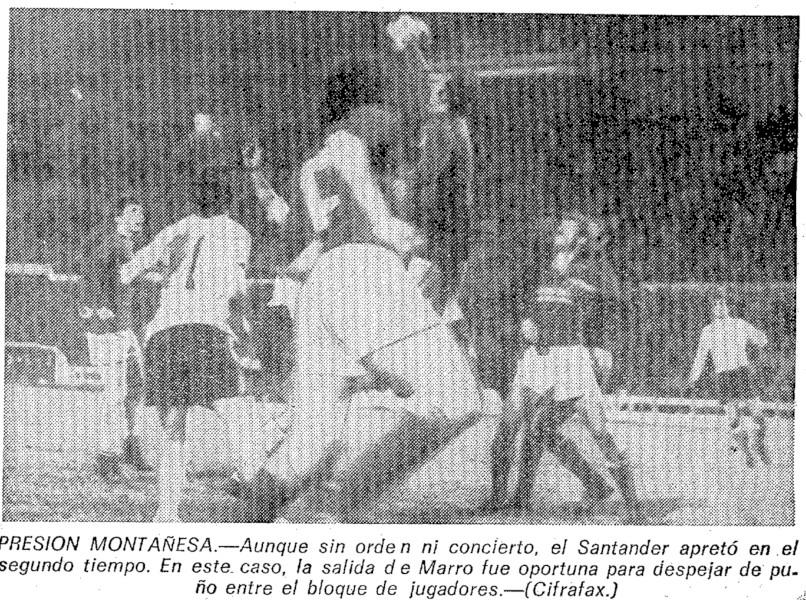 11.01.1976: Rac. Santander 0 - 1 Valencia CF