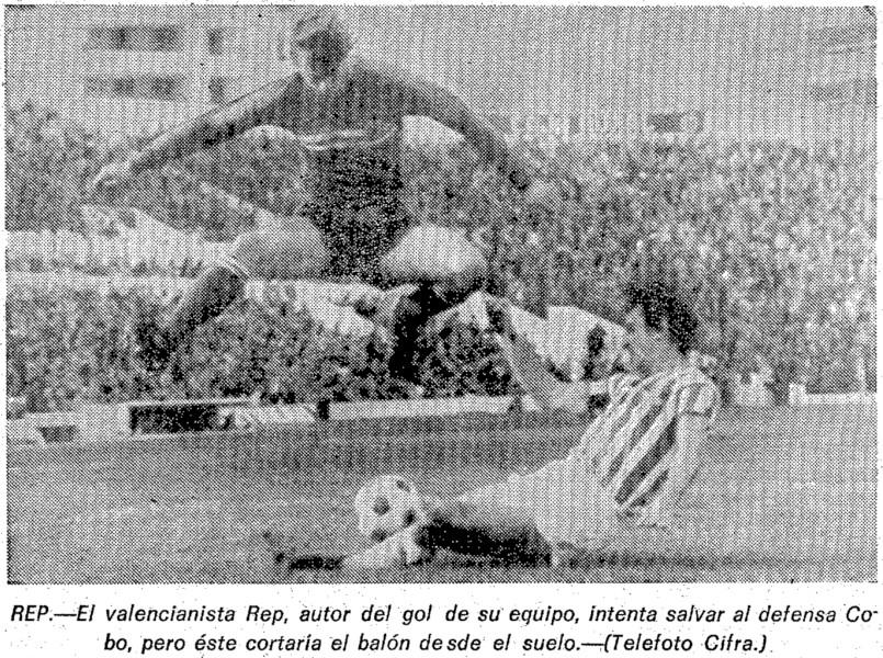 01.02.1976: Real Betis 2 - 1 Valencia CF