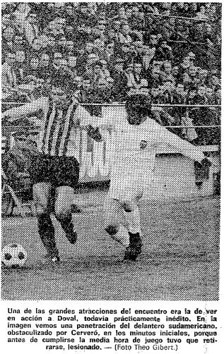 26.02.1976: Sant Andreu 0 - 0 Valencia CF