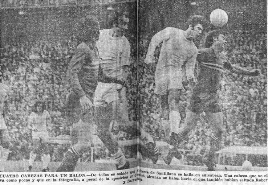 07.03.1976: Real Madrid 2 - 0 Valencia CF