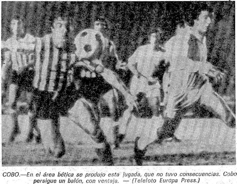 07.04.1976: Valencia CF 2 - 1 Real Betis