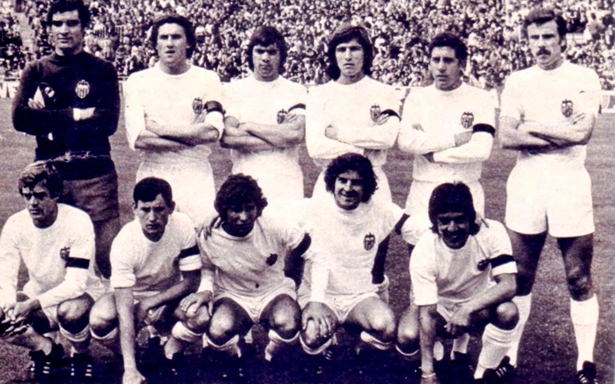 09.05.1976: At. Madrid 1 - 0 Valencia CF