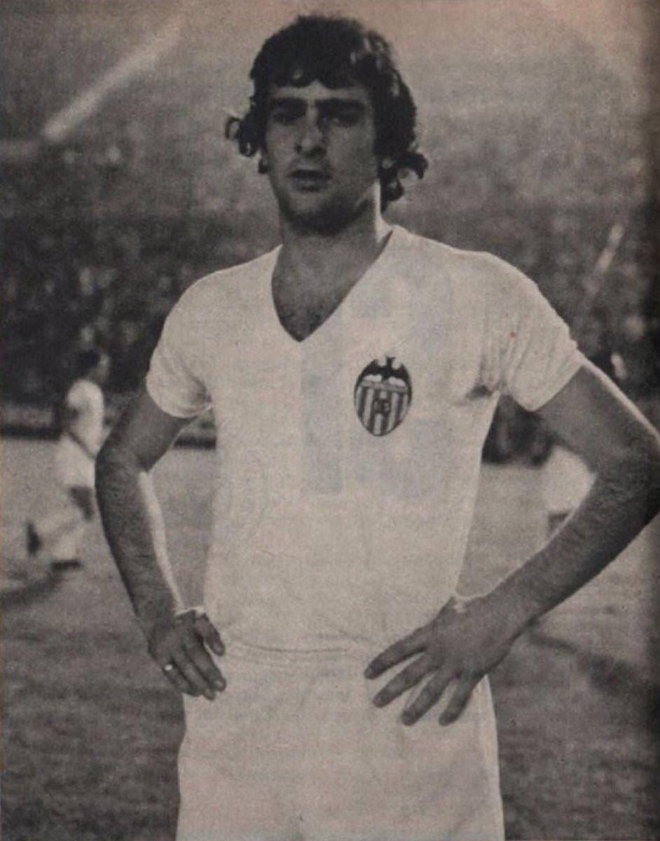 17.08.1976: Valencia CF 2 - 2 CSKA Moscú