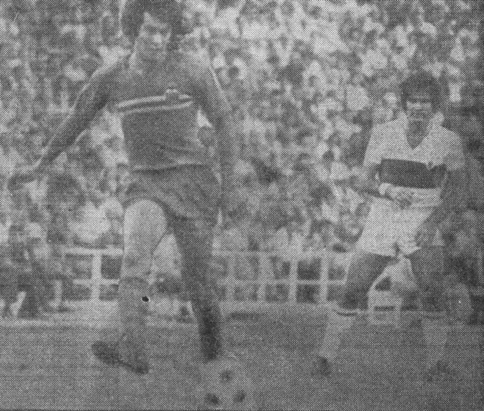 26.09.1976: Elche CF 1 - 4 Valencia CF