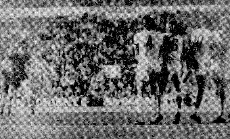 03.10.1976: Valencia CF 2 - 2 Real Betis