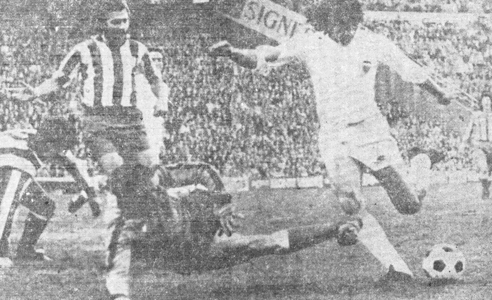 09.01.1977: Valencia CF 2 - 3 At. Madrid