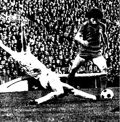 06.03.1977: Valencia CF 1 - 1 Real Madrid
