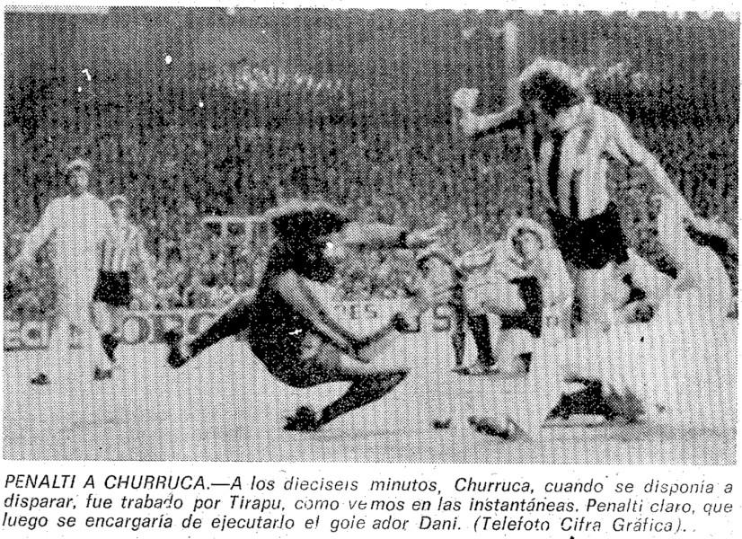 02.04.1977: Athletic Club 2 - 1 Valencia CF