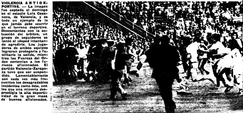 15.05.1977: Valencia CF 1 - 1 Real Zaragoza