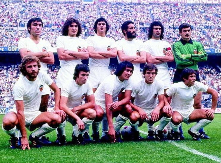 04.09.1977: At. Madrid 3 - 0 Valencia CF
