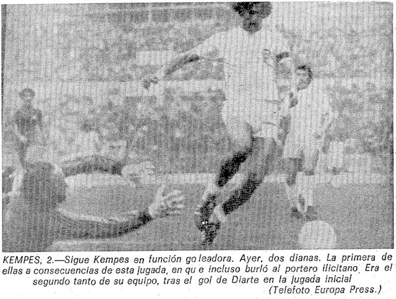 04.12.1977: Valencia CF 4 - 1 Elche CF
