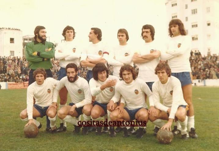 04.01.1978: San Fernando 1 - 0 Valencia CF