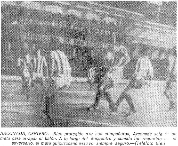 22.02.1978: Real Sociedad 4 - 1 Valencia CF