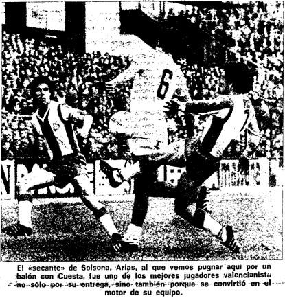 12.03.1978: RCD Espanyol 2 - 2 Valencia CF
