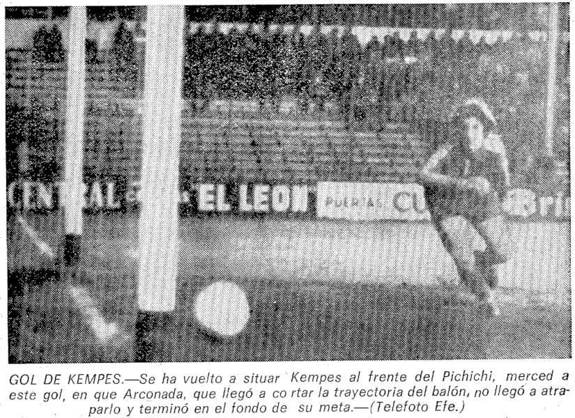 23.04.1978: Real Sociedad 1 - 1 Valencia CF