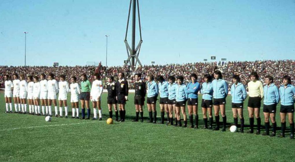 13.08.1978: At. Belgrano 1 - 1 Valencia CF