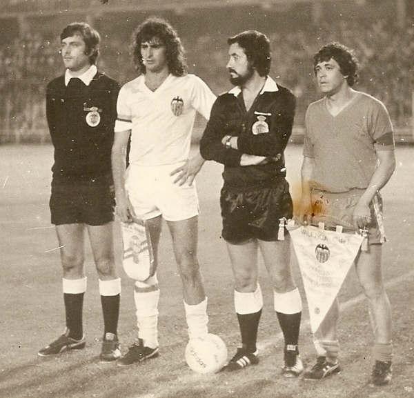 21.08.1978: Valencia CF 1 - 0 Huracán