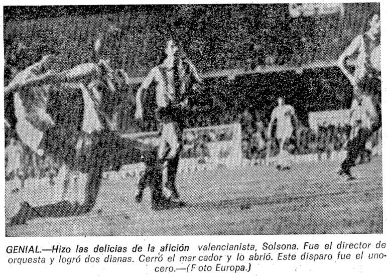 28.10.1978: Valencia CF 4 - 0 Sporting Gijón