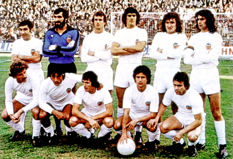 05.11.1978: At. Madrid 2 - 1 Valencia CF