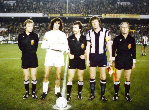 22.11.1978: Valencia CF 1 - 1 West Bromwich