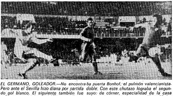30.12.1978: Valencia CF 5 - 2 Sevilla FC