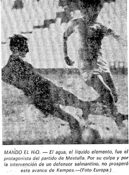 21.01.1979: Valencia CF 0 - 0 UD Salamanca