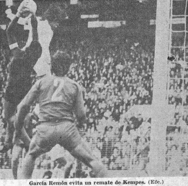 28.01.1979: Valencia CF 0 - 1 Real Madrid