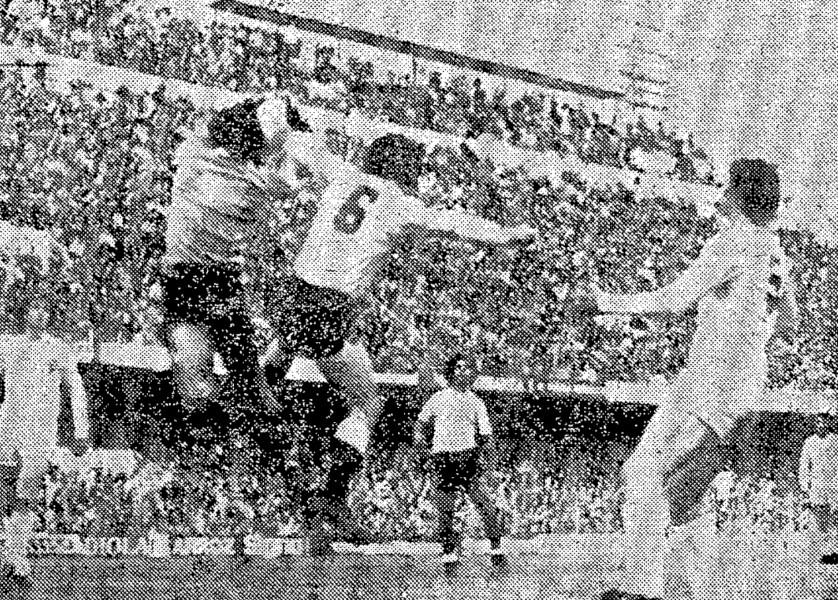 11.02.1979: Valencia CF 3 - 1 UD Las Palmas