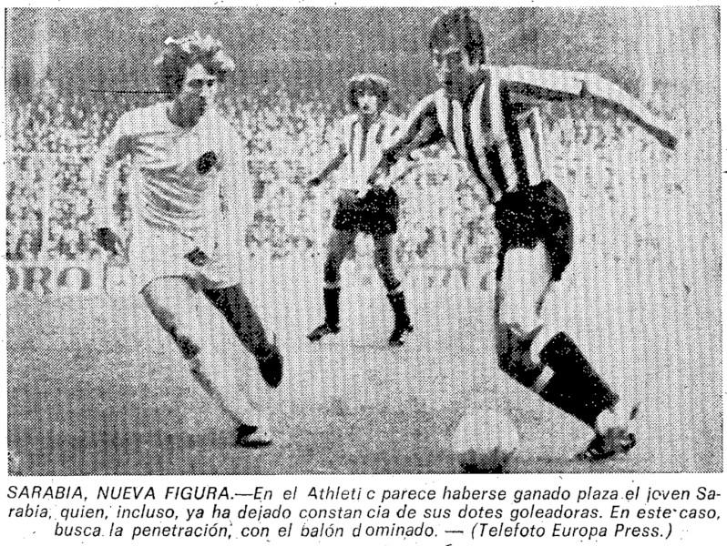 18.02.1979: Athletic Club 2 - 0 Valencia CF