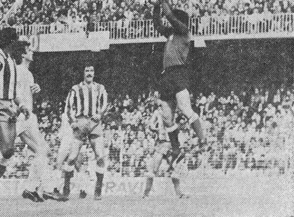 08.04.1979: Valencia CF 2 - 0 At. Madrid