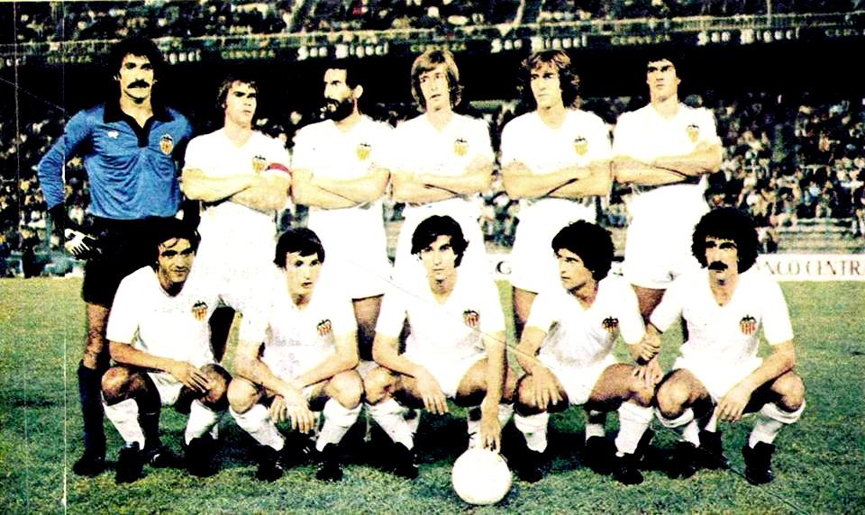 29.08.1979: RCD Espanyol 0 - 0 Valencia CF