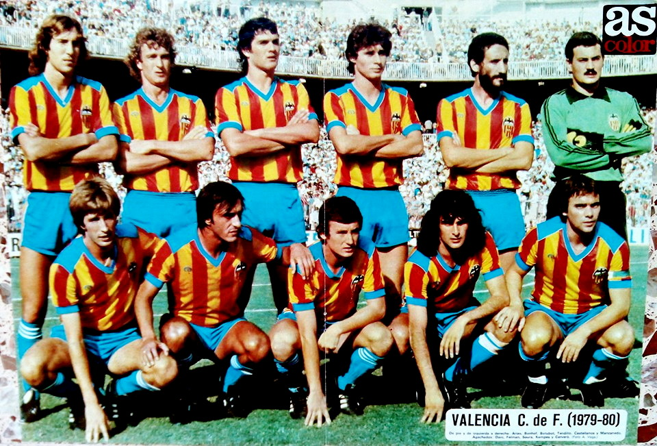 09.09.1979: Real Madrid 3 - 1 Valencia CF