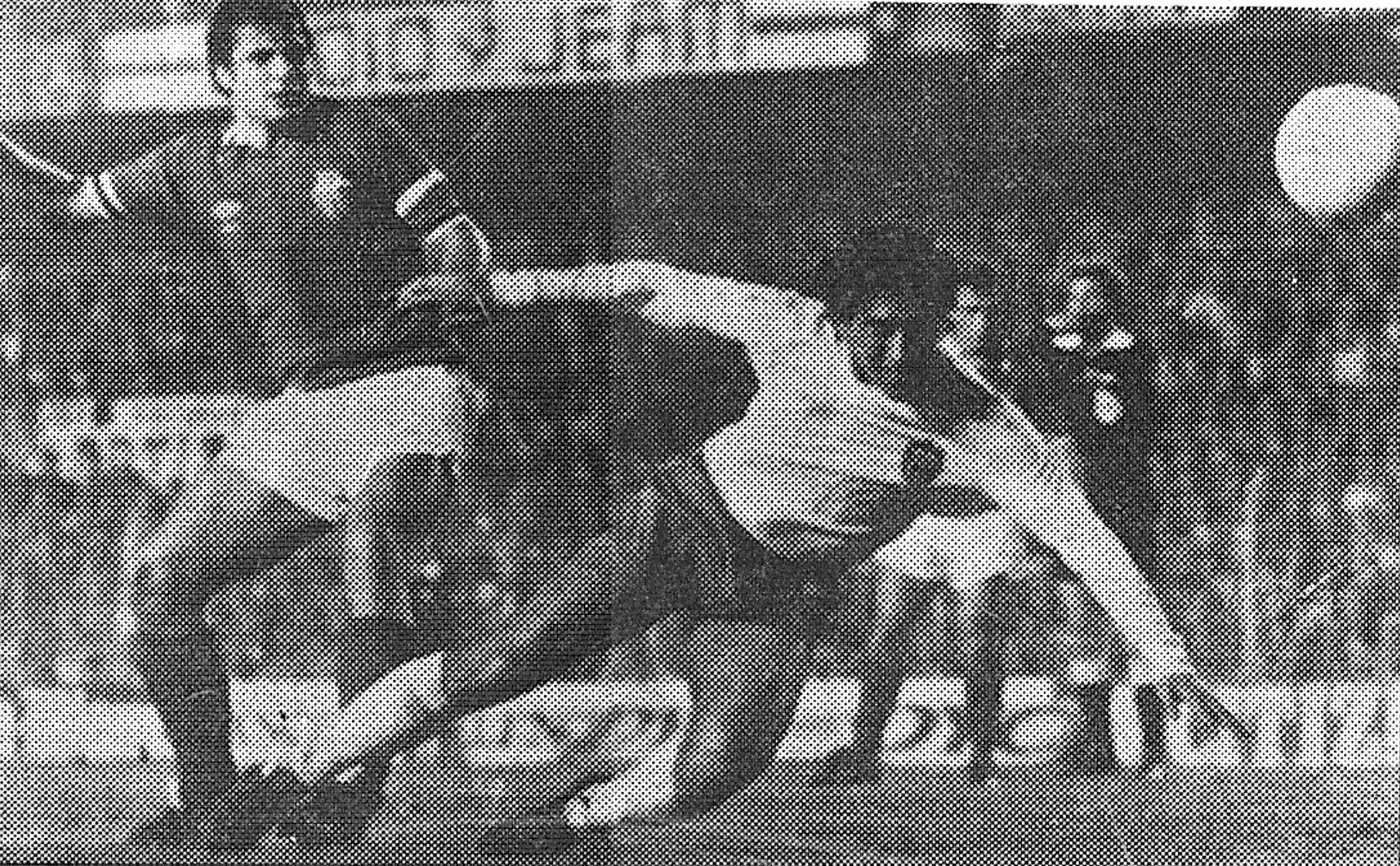 24.10.1979: Valencia CF 1 - 1 Glasgow Rang.