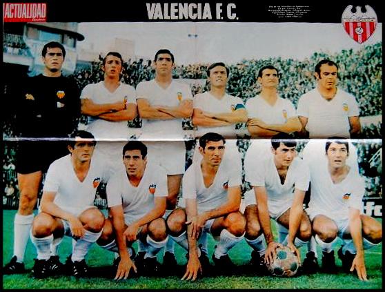 26.10.1969: Valencia CF 1 - 0 Granada CF