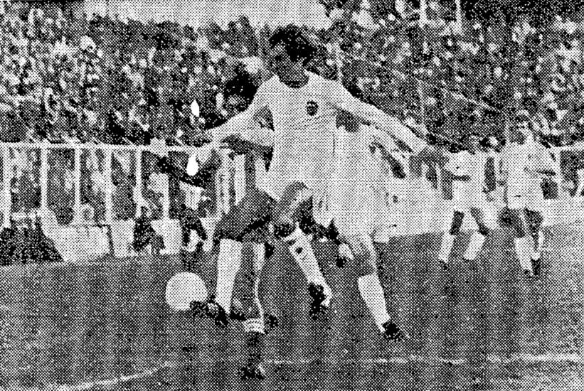 28.10.1979: Málaga CF 2 - 1 Valencia CF