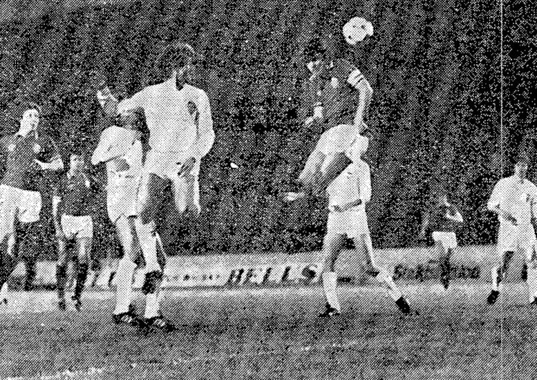 07.11.1979: Glasgow Rang. 1 - 3 Valencia CF