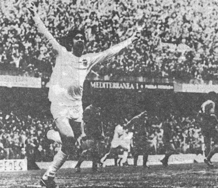 27.01.1980: Valencia CF 2 - 0 Real Madrid