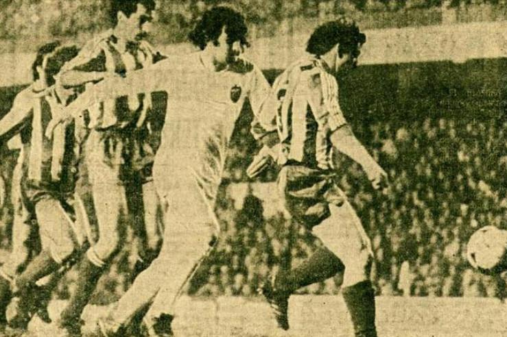27.02.1980: Valencia CF 1 - 0 Sporting Gijón