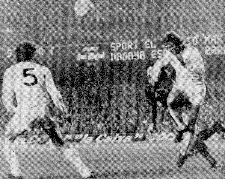 05.03.1980: FC Barcelona 0 - 1 Valencia CF