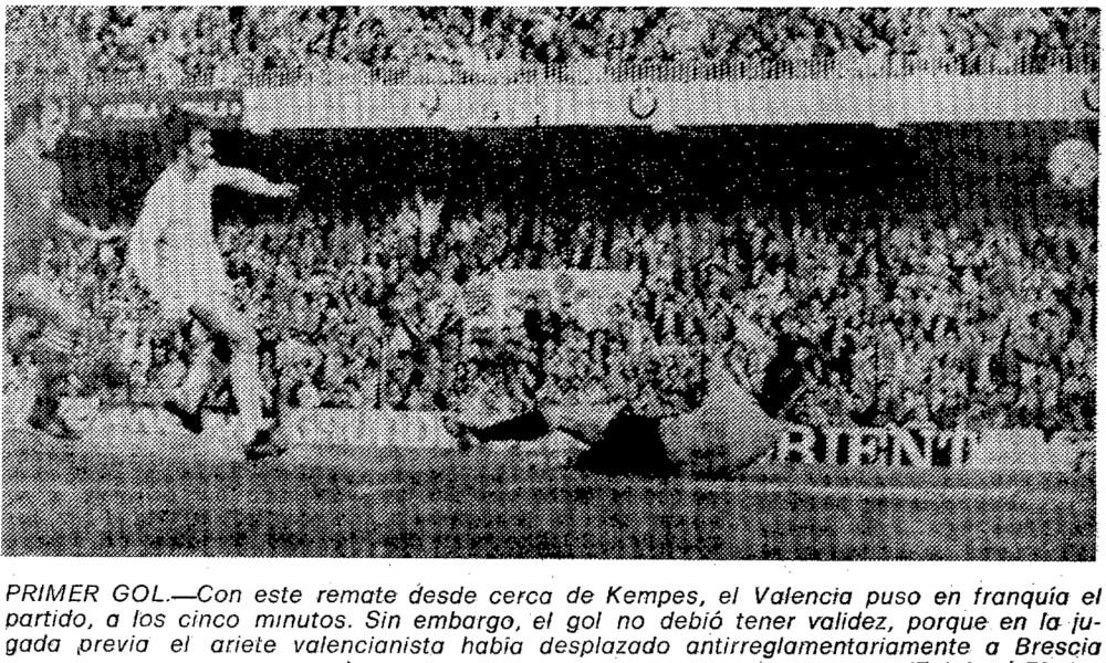 09.03.1980: Valencia CF 3 - 1 Málaga CF