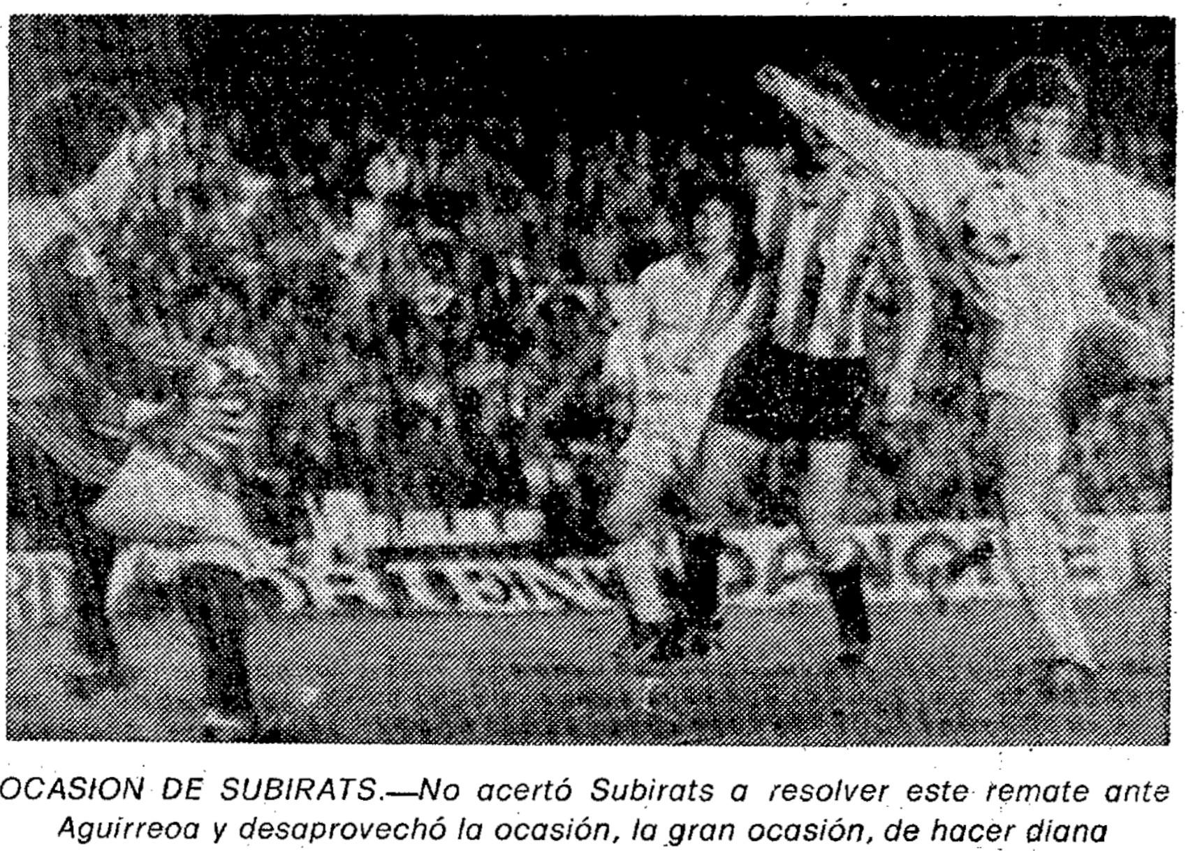 05.04.1980: Valencia CF 2 - 0 Athletic Club