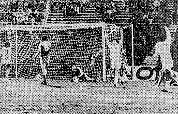 08.08.1980: Chile 1 - 1 Valencia CF