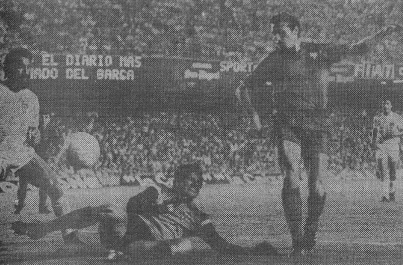 27.09.1980: FC Barcelona 0 - 3 Valencia CF