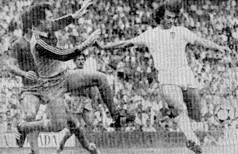 05.10.1980: Valencia CF 3 - 0 UD Salamanca