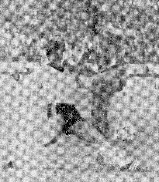 01.02.1981: UD Salamanca 0 - 1 Valencia CF