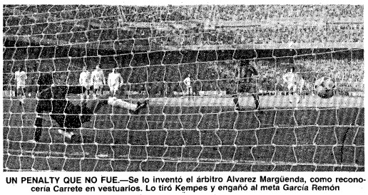 15.02.1981: Real Madrid 2 - 1 Valencia CF