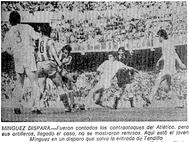 12.04.1981: Valencia CF 1 - 1 At. Madrid